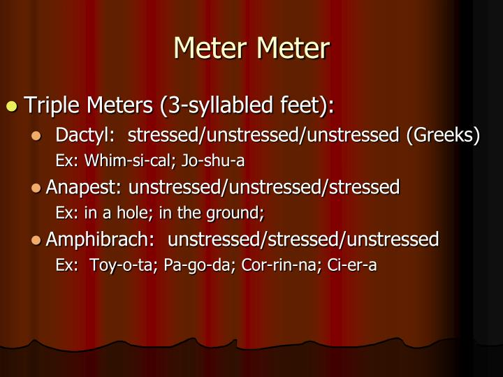 Meter meter2