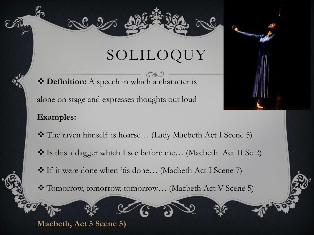 Ppt William Shakespeare S Macbeth Powerpoint Presentation Free Download Id 2370116 Tomorrow Soliloquy Literary Analysis Analysi