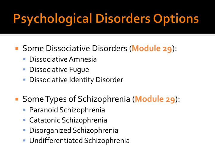 undifferentiated schizophrenia case study scribd Schizophrenia and other psychotic disorders overview  undifferentiated  chapter 8 schizophrenia and other psychotic disorders219 8.
