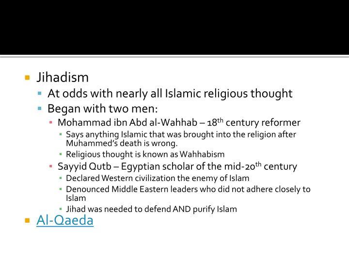 Jihadism
