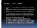 figure 3 1 lines