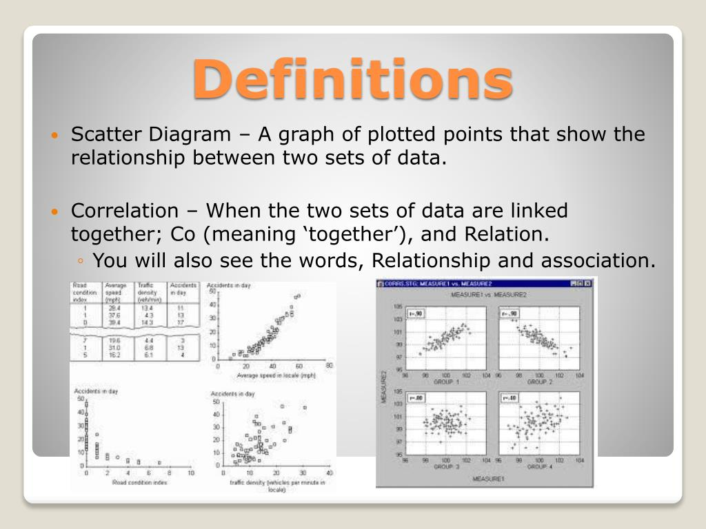 PPT - Scatter Plots – Age and Reaction Time PowerPoint