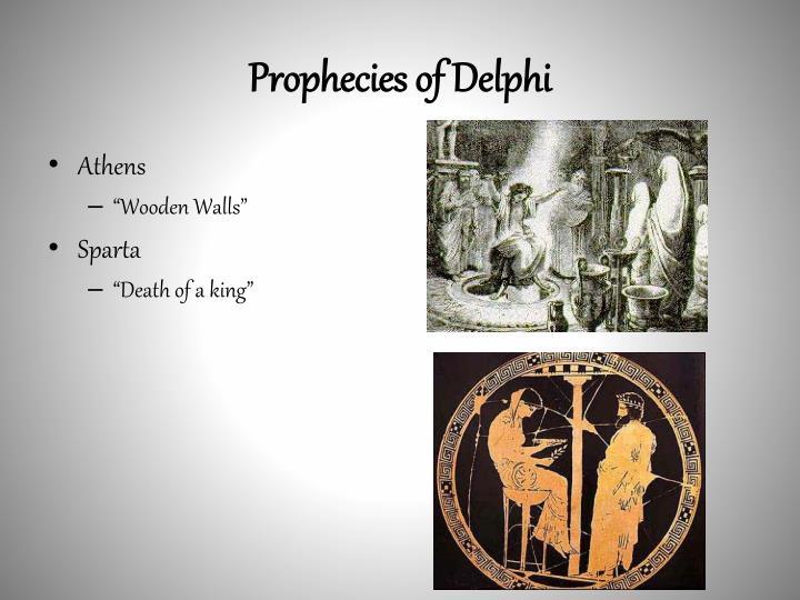 Prophecies of Delphi