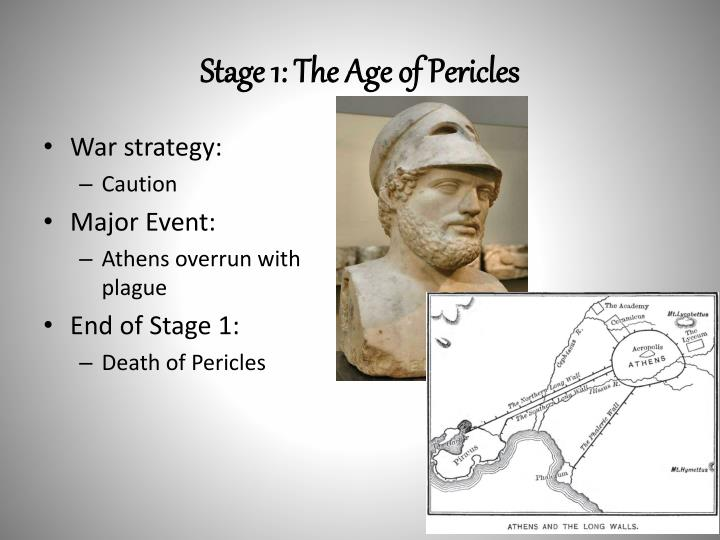 Stage 1: The Age of Pericles