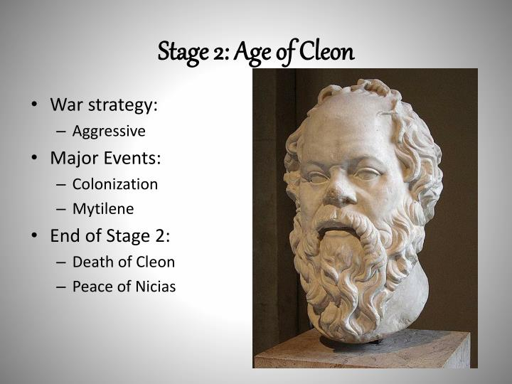 Stage 2: Age of Cleon