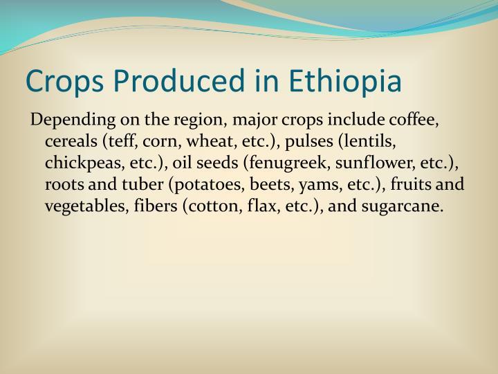 fiber crops production essay