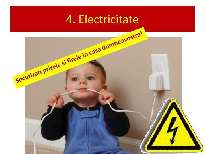 4. Electricitate