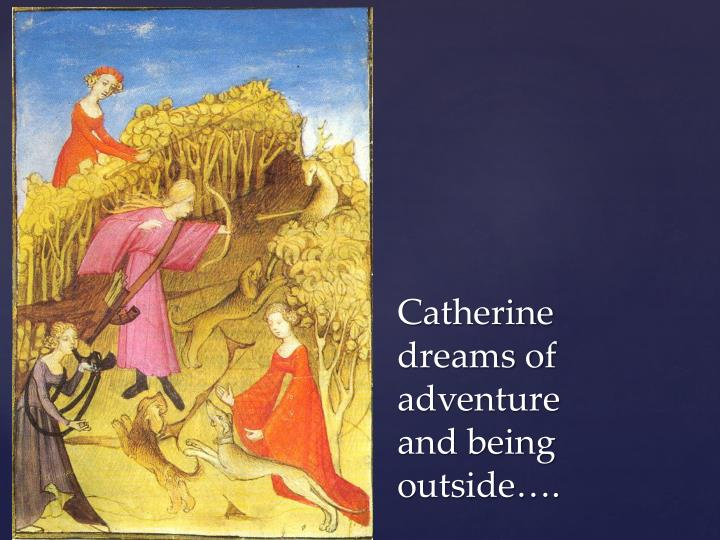 The adventure of being an outsider