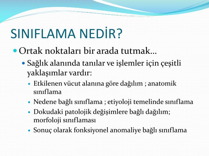 Siniflama ned r
