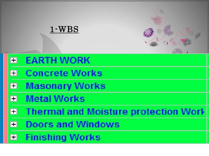 1-WBS