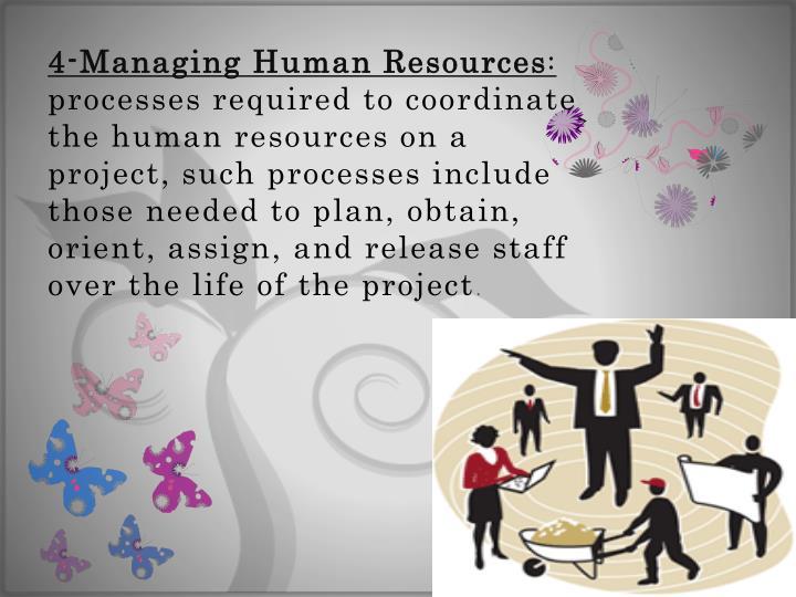4-Managing Human Resources