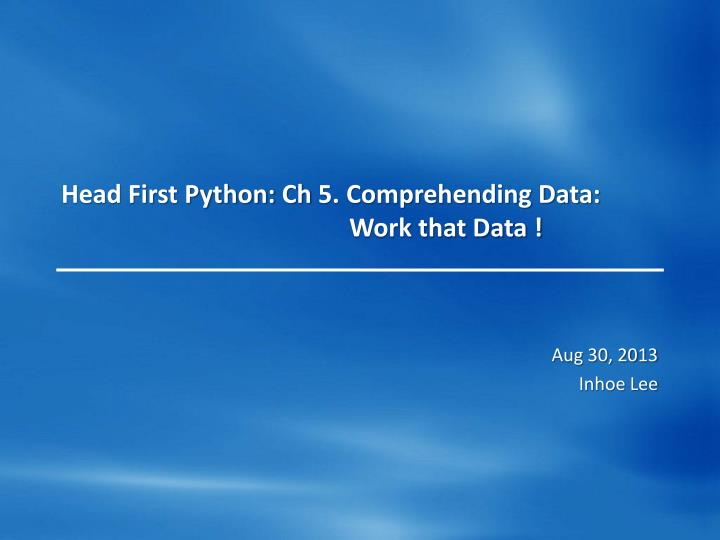head first python - 720×540