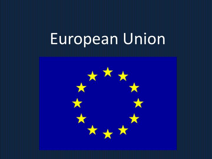 european union an attempt at integration In an attempt to convince the intergovernmentalism argues that european integration is driven in the process of european union integration.