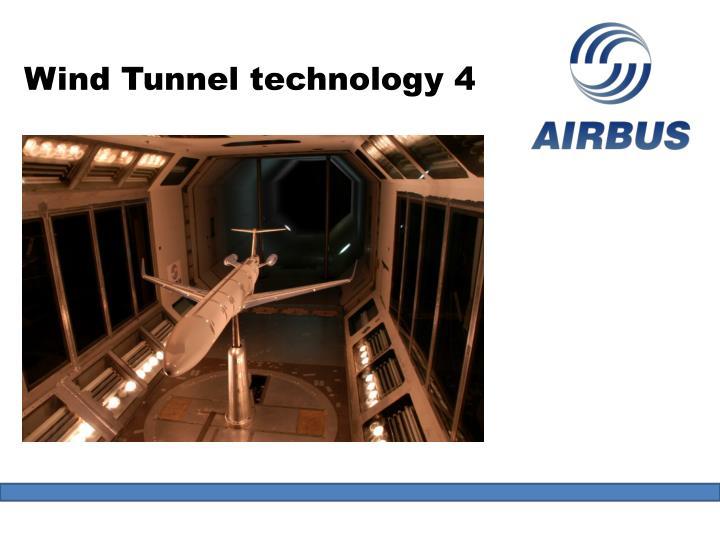 Wind Tunnel technology