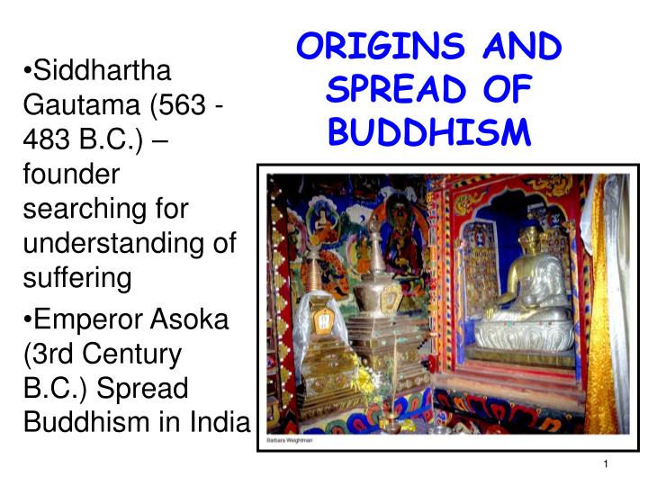 the outline of buddhism one of the four major religions of the modern world Buddhism is one of the most important sometimes the images of four scary-looking the incredible spread of the world's 5 major religions wwwvoxcom.