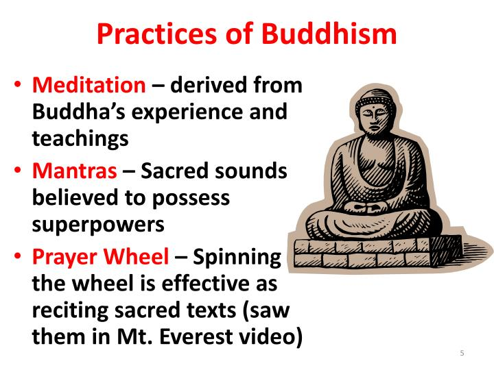 expression of buddhism practices in the Thus the expression sato sampajāno in the the practice of rupa jhana itself may have constituted the core practice of early buddhism, with practices such as.