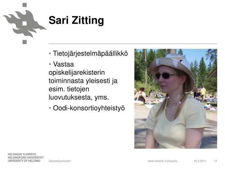 Sari Zitting