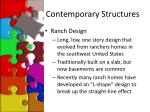 contemporary structures1