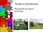 trends in architecture2