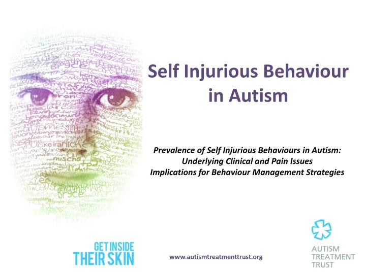 PPT - Self Injurious Behaviour in Autism PowerPoint