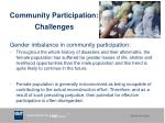 community participation4