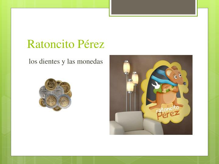 Ratoncito p rez