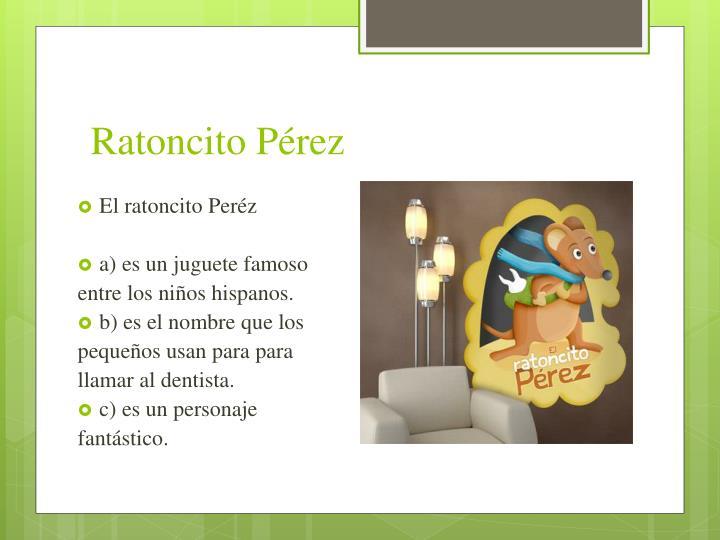 Ratoncito p rez1