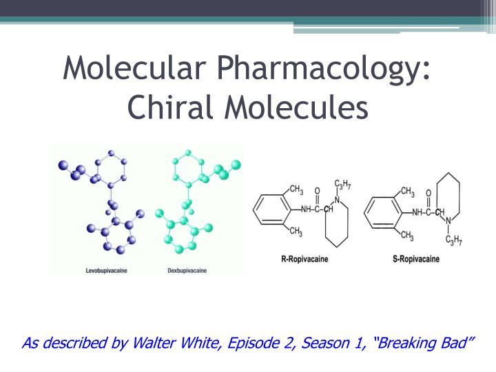 Molecular Pharmacology: