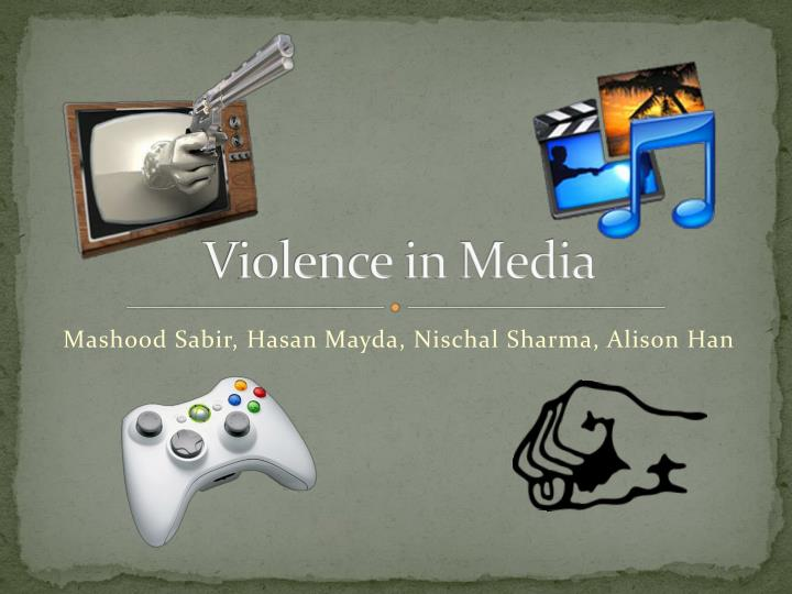 thesis on media violence Thesis: for many years media violence effect on children has been a continuous problem in america in todays examples of media violence things such as tv, music, video games, and certain type of comic books lead to the down fall of many under age adults such as youths.