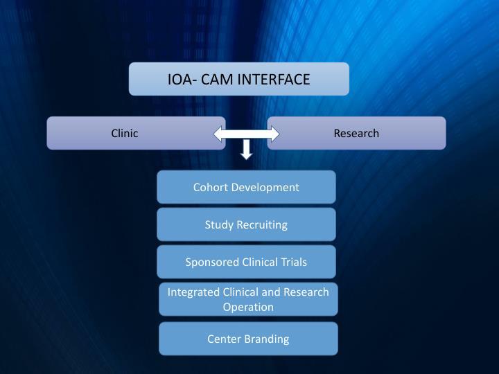 IOA- CAM INTERFACE
