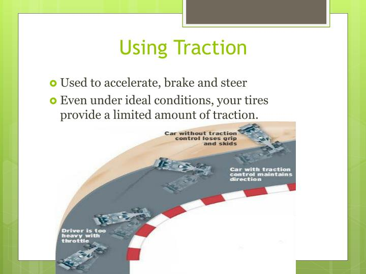 Using Traction