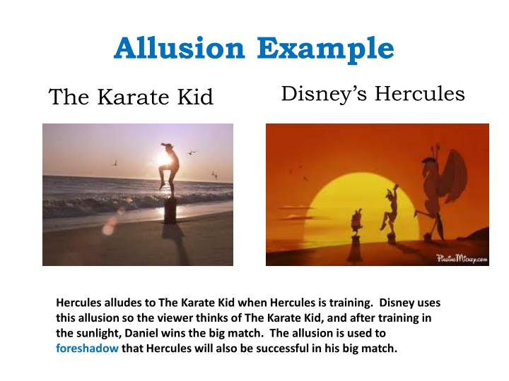 Dori >> PPT - Allusions in Literature PowerPoint Presentation - ID:2380658