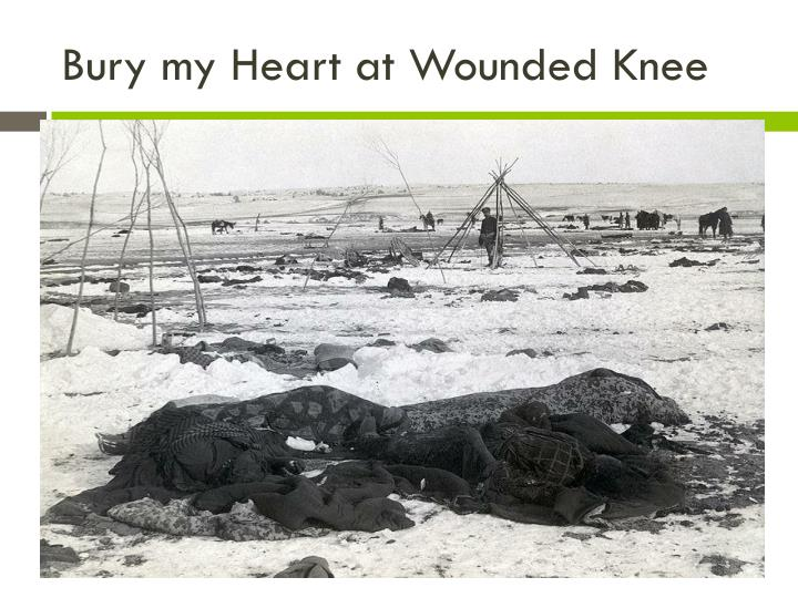 The Ghost Dance After Wounded Knee