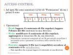access control22