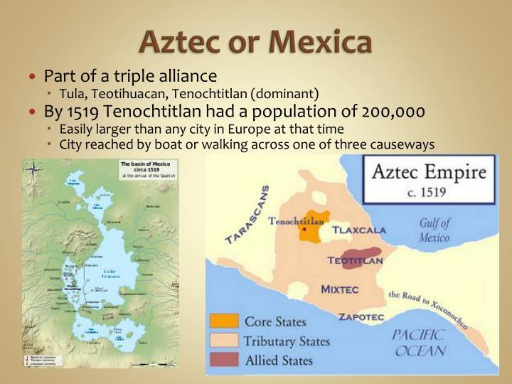Aztec or