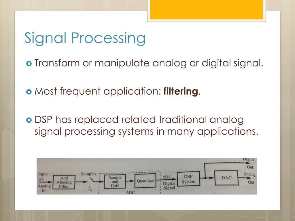 PPT - DSP in FPGA PowerPoint Presentation - ID:2382387