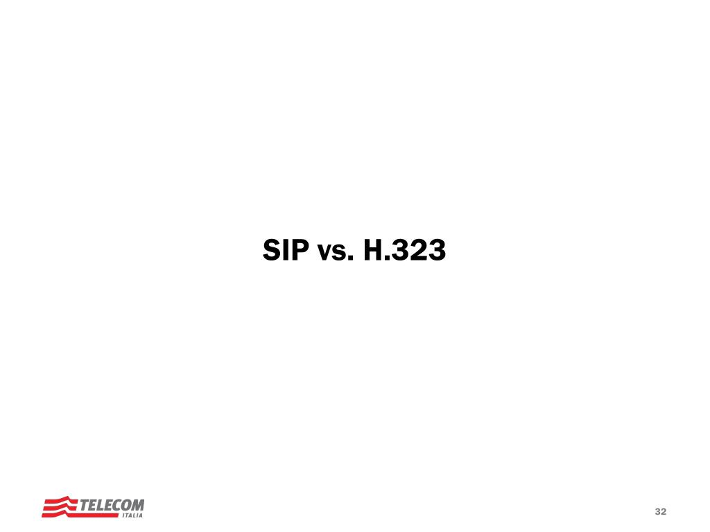 PPT - Realtime Communications, Presence and Instant Messaging: SIP