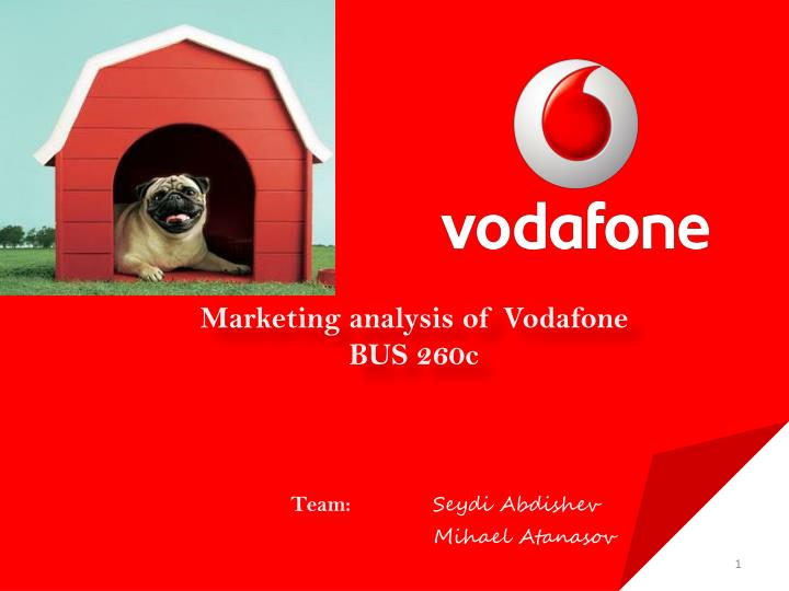 a case study of vodafone india marketing essay Case study on vodafone¶s re-branding strategies in india: hutch to vodafone launch of vodafone essar vodafone is the world¶s leading international mobile communications company.