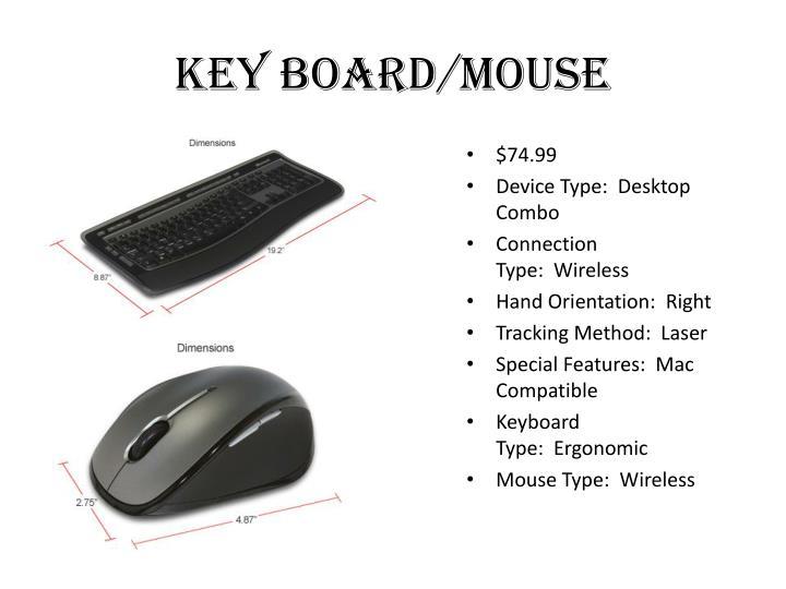 Key Board/Mouse