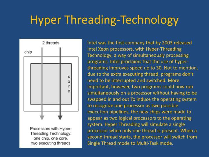 Hyper Threading-Technology