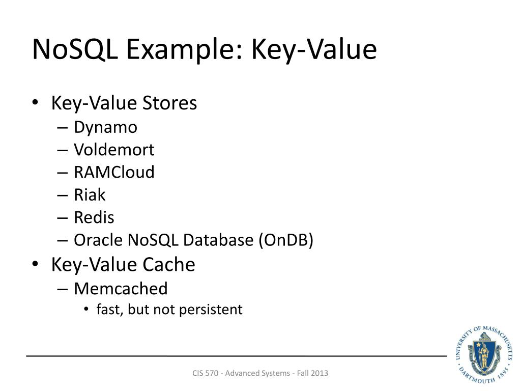 PPT - NoSQL and NewSQL PowerPoint Presentation - ID:2383036