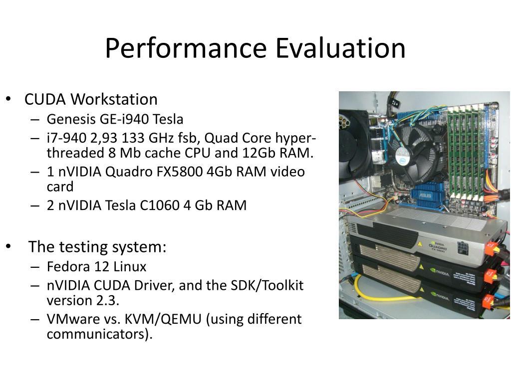 PPT - A GPGPU transparent virtualization component for high