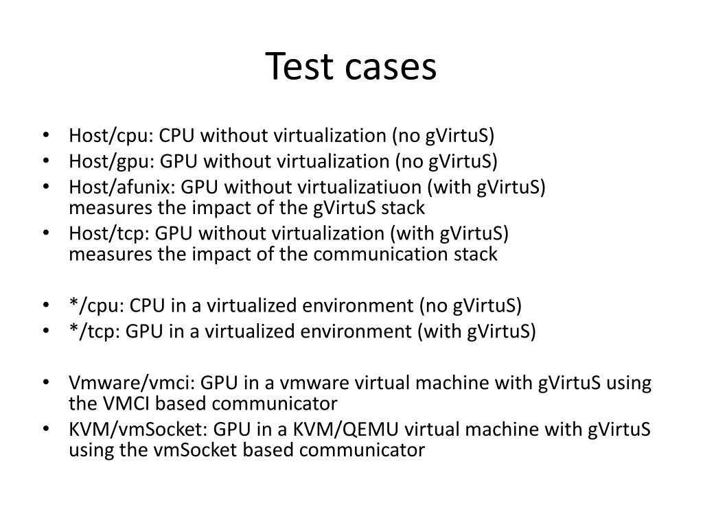 PPT - A GPGPU transparent virtualization component for high
