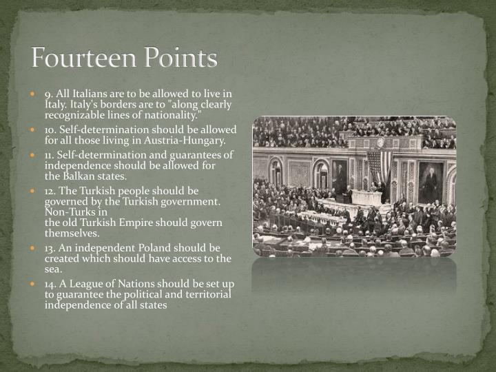 Fourteen Points