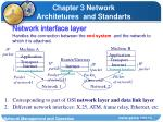 chapter 3 network architetures and standarts10