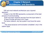 chapter 3 network architetures and standarts3