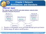 chapter 3 network architetures and standarts9