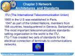 itu the international telecommunication union