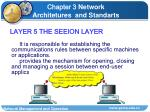layer 5 the seeion layer