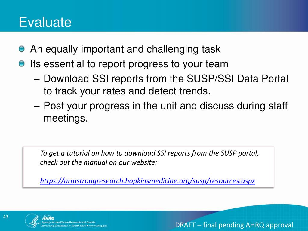 PPT - Implementing your SSI Bundle PowerPoint Presentation